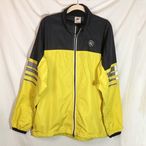 Nike Other - Vintage Niketown Men's Nike Windbreaker Jacket